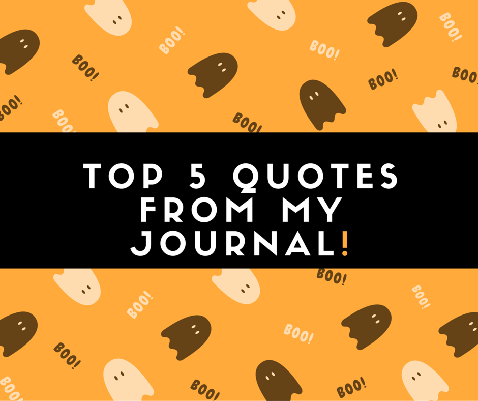 Top 5 Quotes From My Old Journal + ?I Send You Love? www ...
